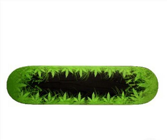Cannaboard Hemp Skateboard