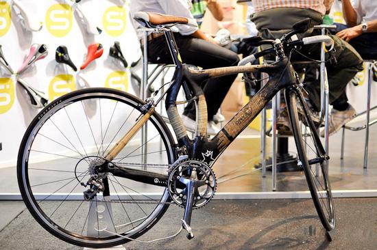 Onyx Hanfbike Hemp Bike